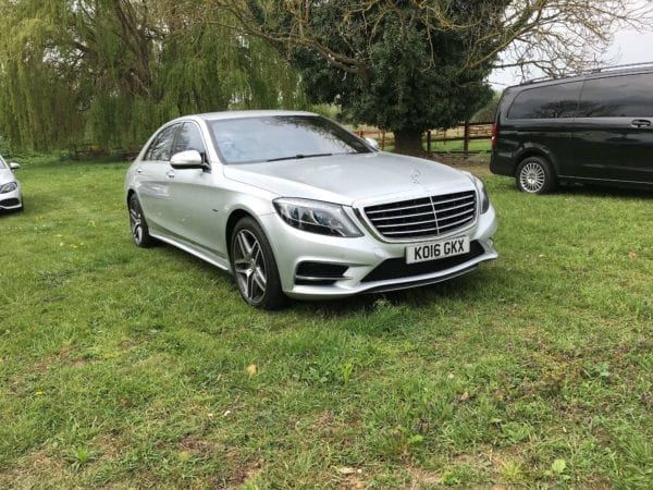 S Class Mercedes